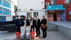 Bornova'de belediyeden eğitime 'temiz' destek