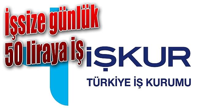 İŞKUR'dan müjde: