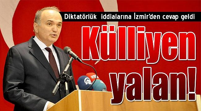 Bakan  Özlü o iddiayı cevapladı: