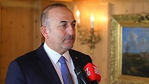 Çavuşoğlu: YPG ve DEAŞ birbirine silah satıyor