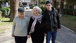 İzmir'de çocuk sevgisi engel tanımadı