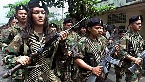 Kolombiya'da terör bitti: