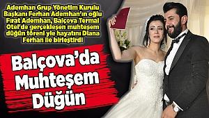 Balçova'da Muhteşem Düğün