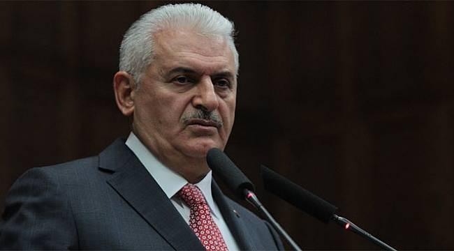 Başbakan Yıldırım'dan Aliyev ve Kvirikaşvili'ye teşekkür