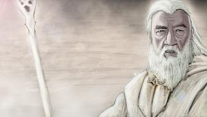 Yaşlı Adam ve Hızır Aleyhisselamın Hikayesi