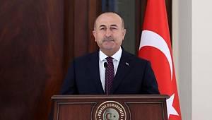 Bakan Çavuşoğlu'ndan 'Zeytin Dalı' operasyonu açıklaması