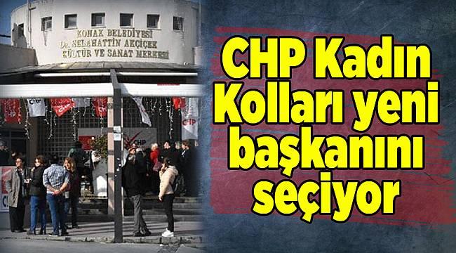 CHP Kadın Kolları yeni başkanını seçiyor