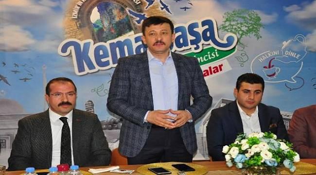 Dağ'dan Afrin mesajları: Kocaoğlu'na teşekkür, CHP'li o 2 isme tepki!