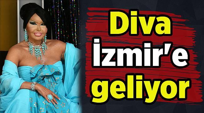 Diva İzmir'e geliyor