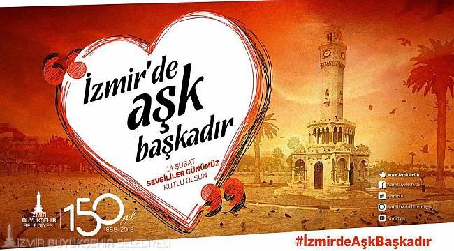 İzmir'de Aşk Başkadır...