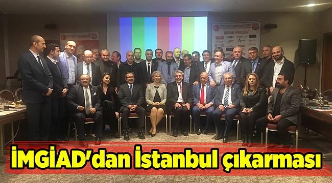 İMGİAD'dan İstanbul çıkartması