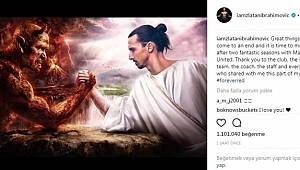 Manchester United, İbrahimovic ile yollarını ayırdı