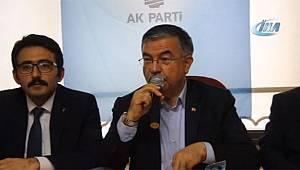 Bakan Yılmaz, Bucak'ta seçim startını verdi