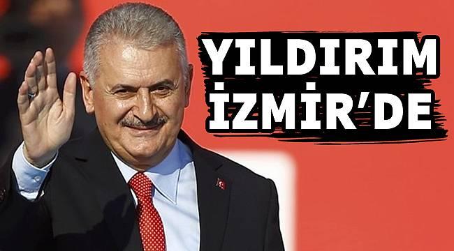 Yıldırım İzmir'e Geldi