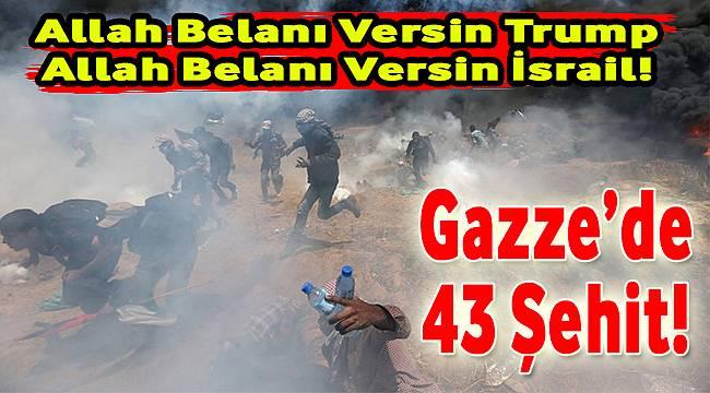 ABD'nin Oyunu Gazze'ye Ölüm Getirdi!