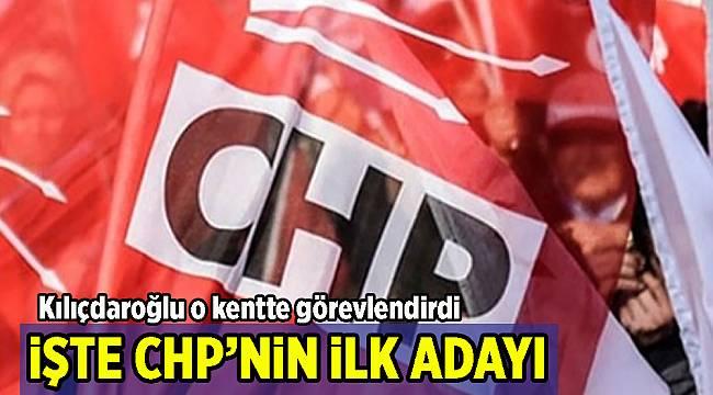 CHP'nin ilk adayı Gürsel Erol