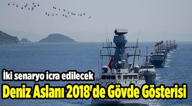 Deniz Aslanı 2018'de Türkiye'den Gövde Gösterisi