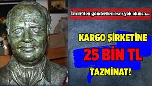 İzmir'de 'Çakal Carlos Büstü' davası