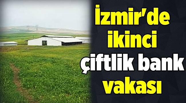 İzmir'de ikinci çiftlik bank vakası