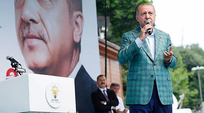 Cumhurbaşkanı Erdoğan, Muharrem İnce'nin İstanbul ve Ankara mitingine kaç kişinin katıldığı açıkladı!