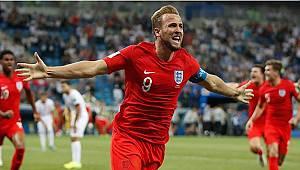 İngiltere'yi Kane sırtladı