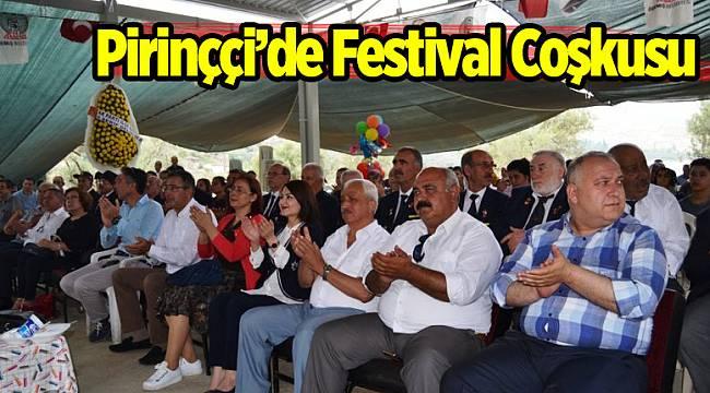 Pirinççi'de Festival Coşkusu