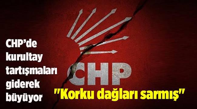 CHP'de kurultay tartışmaları giderek büyüyor