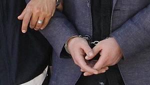 FETÖ şüphelisi eski polis suçüstü yakalandı