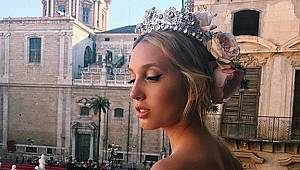Yunan prensesten skandal paylaşım! Tüm dünya şaşıp kaldı