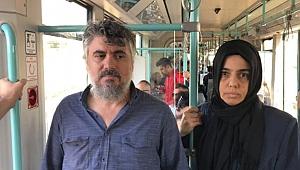 FETÖ'nün sözde 'bölge muhasebe imamı' tramvay durağında yakalandı
