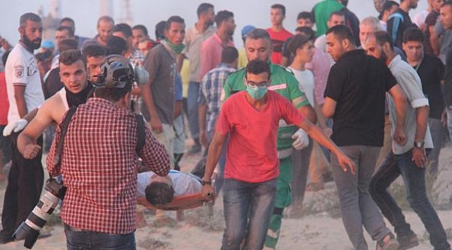 İsrail yine saldırdı! 7 şehit