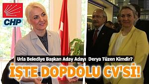 CHP Urla Belediye Başkan Aday Adayı Derya Tüzen Kimdir?