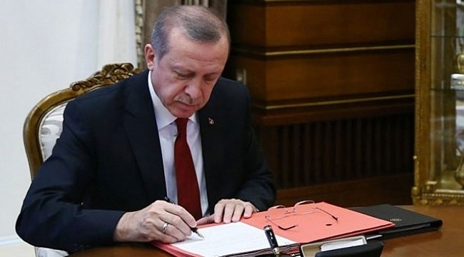 Cumhurbaşkanı Erdoğan'dan Orta Vadeli Mali Plana onay