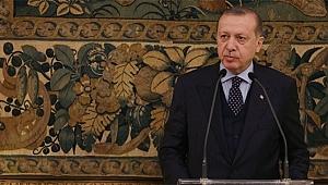 Cumhurbaşkanı Erdoğan'dan vatandaşa görev