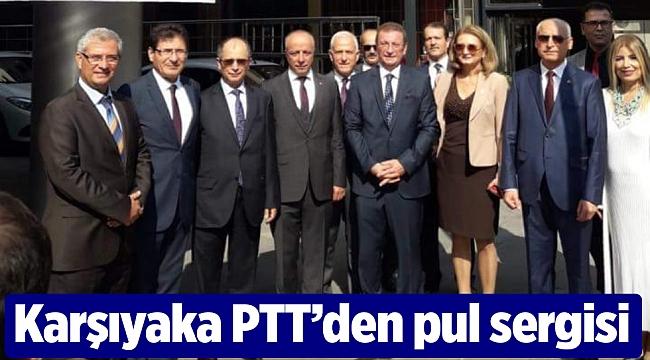 PTT'den pul sergisi