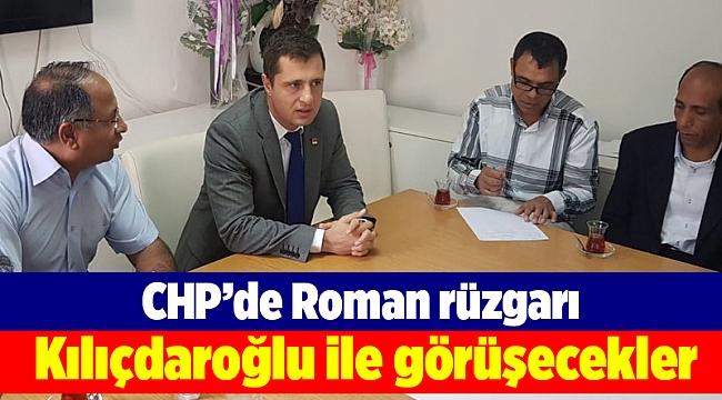 Romanlar hedef büyüttü! Kılıçdaroğlu ile görüşecekler