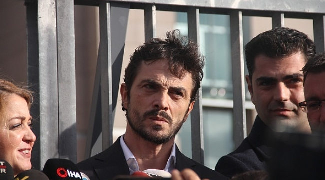 Ahmet Kural'a büyük şok! Adliye önünde protesto edildi