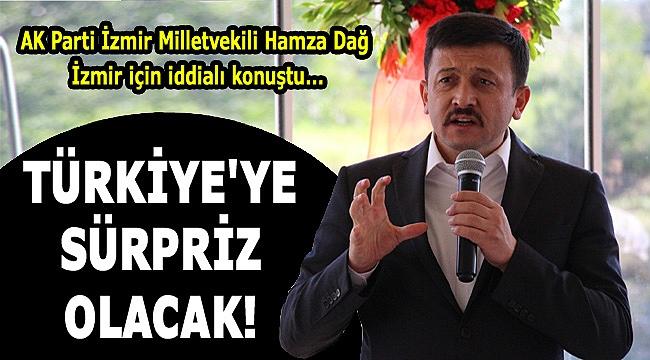 AK Partili Dağ'dan adaylık açıklaması...