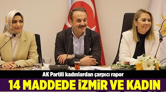 AK Partili kadınlardan 14 maddelik 'Kadın ve Çevre' raporu