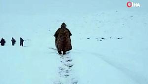 Eksi 25 derecede Kato Dağı'nda operasyonlar aralıksız sürüyor