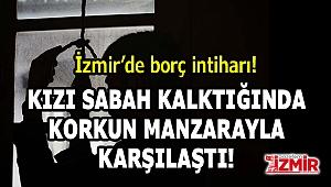 İzmir Bayraklı'da İntihar! Borçları yüzünden kendini astı