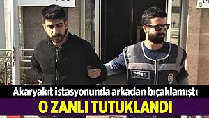 İzmir'de akaryakıt istasyonundaki cinayetin zanlısı tutuklandı