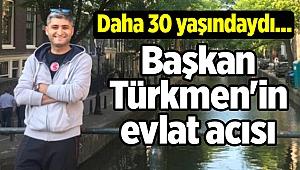 İzmir'de trafik kazası: 1 ölü, 1 yaralı... Başkan Türkmen'in evlat acısı