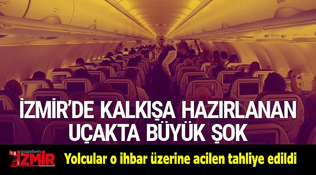 İzmir'de yolcunun,