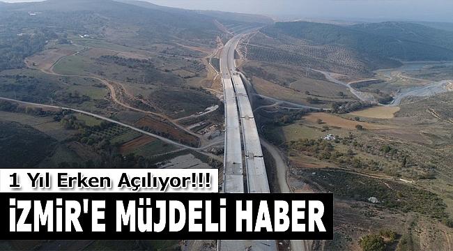 İzmir'e Müjdeli Haber
