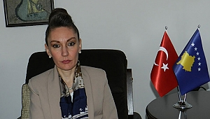 Türkiye Kosova Büyükelçisi Kılıç'ın aracı zincirleme kazaya karıştı