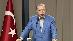 Ankara'da Başkan Erdoğan'dan önemli açıklamalar