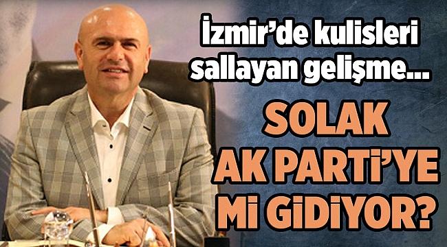 CHP'li Metin Solak AK Parti ile dirsek temasında