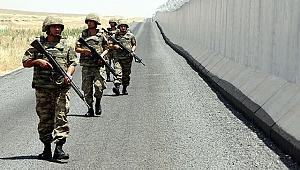 Fırat'ın doğusunda teröristlerin 'harekat' paniği