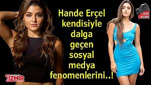 Hande Erçel'den 'bazlama surat' benzetmesine suç duyurusu